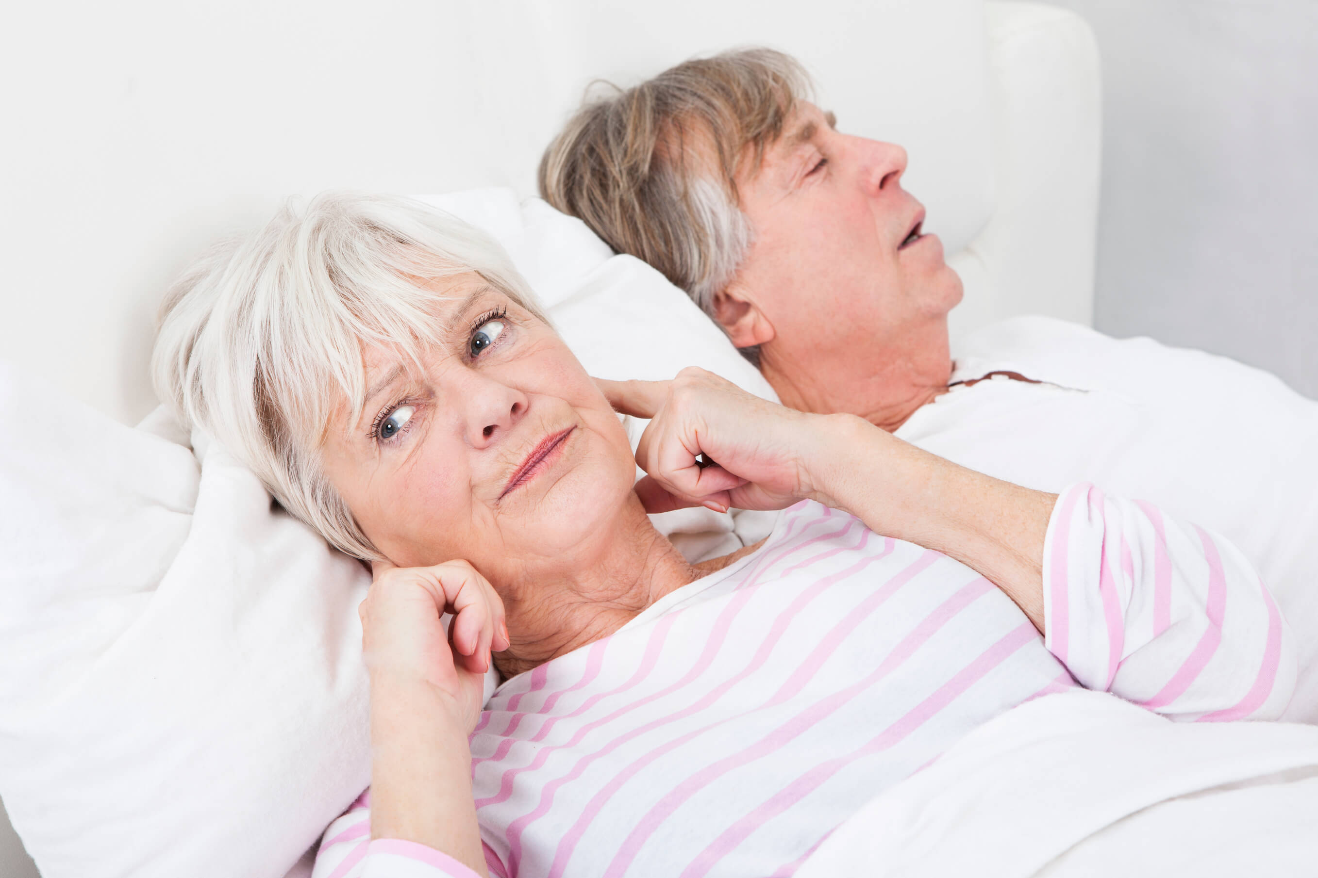 Sleep Apnea and Snoring Sleep Disturbance